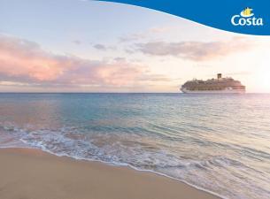 Costa Favolosa Caraibi 8 Febbraio