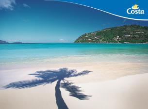 Costa Magica Caraibi 17 Gennaio