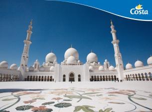 Costa Diadema Emirati Arabi 8 febbraio