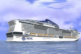 Msc Meraviglia Nord Europa 15 giugno